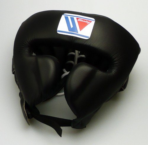 Winning Headgear Fg2900 (Black, Large)