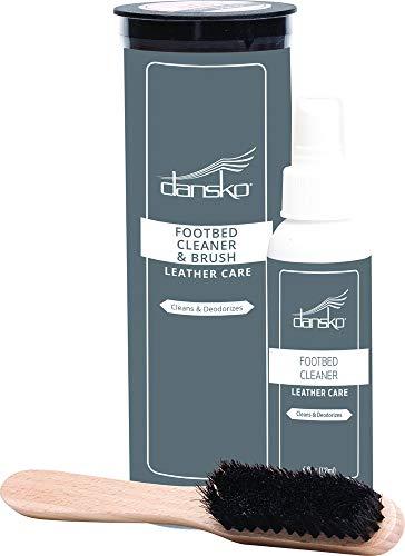 Dansko Footbed Cleaner & Brush Care Kit