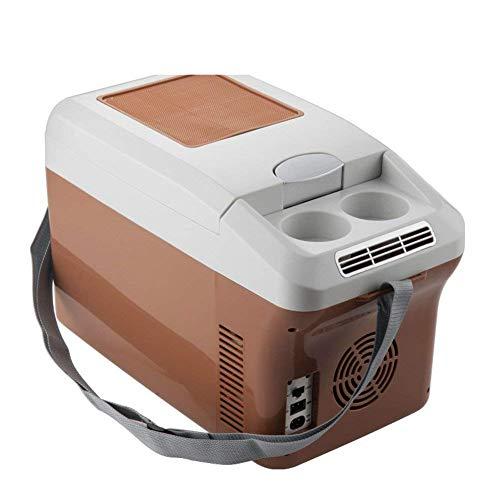 SXXYTCWL Mini Kuuml; Hlteil, 15L y el hogar Dual Hogar Mini Frigorífico Mini Portátil Mini Fridge Cooler Warmer para el hogar, Oficina, Coche o Barco -A 30x42x22cm (12x17x9inch) jianyou