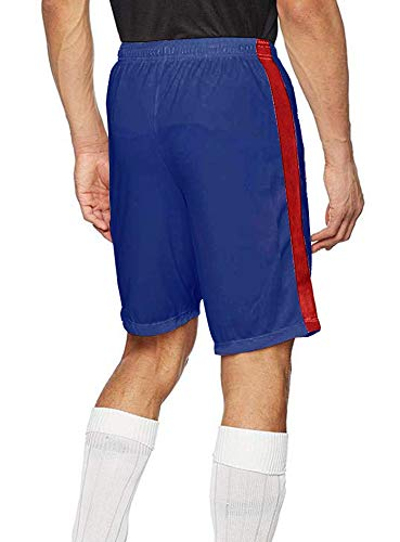Liberty Imports Pack of 5 Big Boys Youth Athletic Basketball Shorts Mesh Quick Dry Activewear with Pockets