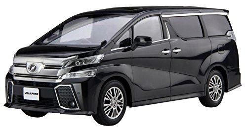フジミ模型 1/24 車NEXTシリーズ No.1 ヴェルファイア 色分け済みプラモデル