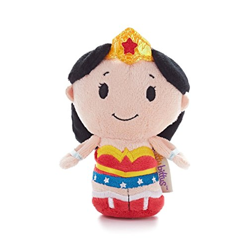 DC Comics Peluche Wonder Woman, Rosa (Hallmark 11545330