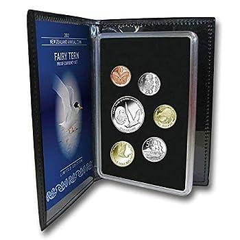 NZ 2012 Annual Proof Coin Set - Fairy Tern Uncirculated