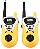 Sshakuntlay ® Battery Operated Walkie Talkie Set for Kids with Extendable Antenna