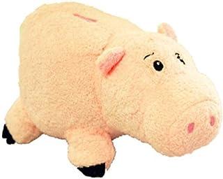 EUC Disney Store Toy Story Hamm Ham the Piggy Bank Pig Plush 7'' Doll by NA