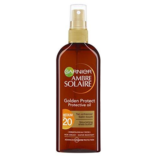 Golden Protect de Ambre Solaire Oil Vaporisateur SPF 20 150ml