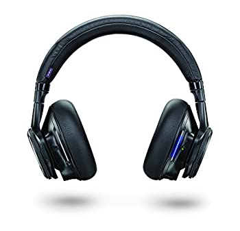 Plantronics BackBeat PRO Wireless Noise Canceling Hi-Fi Headphones with Mic - Compatible with iPhone iPad Android and Other Smart Devices