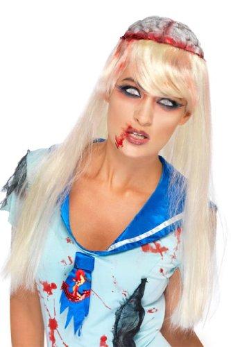 Perruque Zombie Lobotomisée