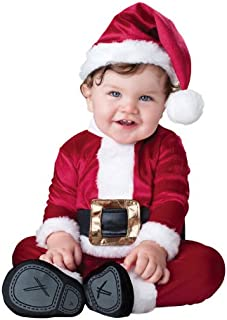 baby santa claus outfit