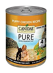 canidae grain free pure foundations food