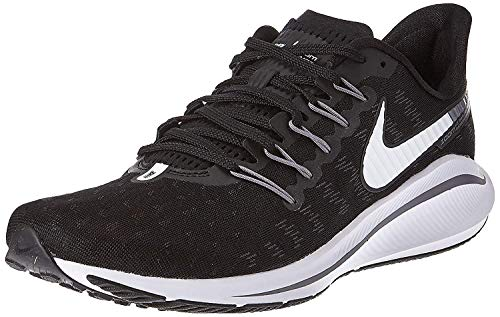 Nike Air Zoom Vomero 14, Scarpe da Running Uomo, Nero (Black/White/Thunder Grey...