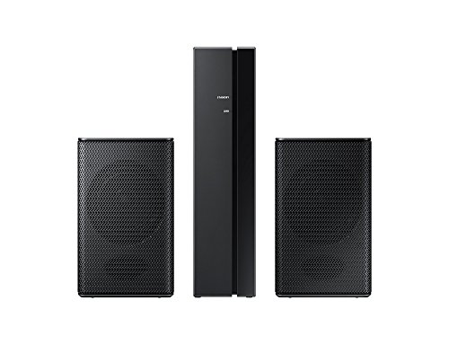 Samsung SWA-8500S - Kit d'enceintes Surround Sound sans Fil, Coloris Noir