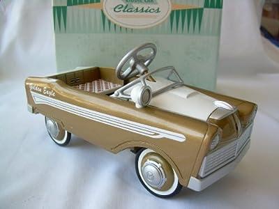 Hallmark Kiddie Car Classic 1956 Murray Golden Eagle L.E. QHG9033