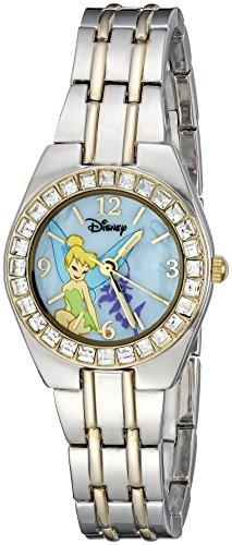 Disney Women's TK2008 Tinkerbell Two-Tone Bracelet Watch