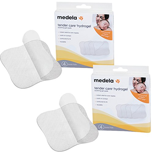 Medela Tender Care Hydrogel Pads, 2 Pack