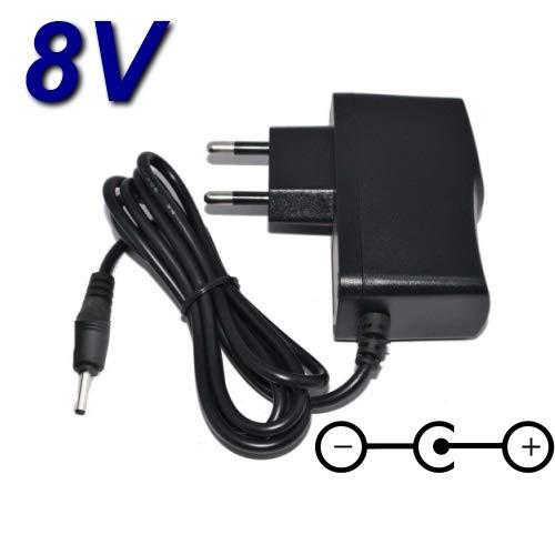 TOP CHARGEUR * Adattatore Caricatore Caricabatteria Alimentatore 8V Cuffie Hi-Fi Wireless Philips SHC5100/10