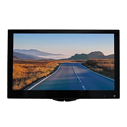[TH16X]新型 車載 12v 24v11.6インチオンダッシュモニター トラック対応 RCA映像 音声入力 HDMI端子 バックカメラ自動切り替え オートディマー機能 iPhone スマホ接続 USB 充電 イヤホン端子 FMトランスミッター可能