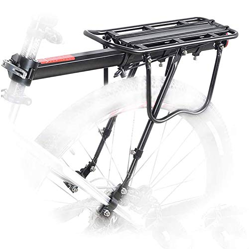 Lightton Rear Bike Rack Bicycle Cargo Rack Quick Release...