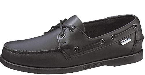 Sebago Herren Docksides Portland Bootschuhe, Schwarz (Total Black 924), 43 EU