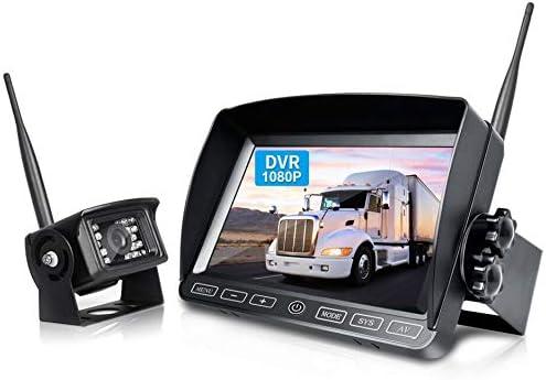 ZEROXCLUB W701 Digital Wireless Backup Camera