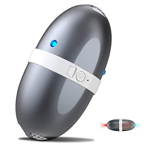 W-Lynn Secador de Zapatos UV, Secador de esterilización de Zapatos, Esterilización UV, Desodorizador para Secado de Zapatos, Batería de Litio de 5200 Mah, Carga USB