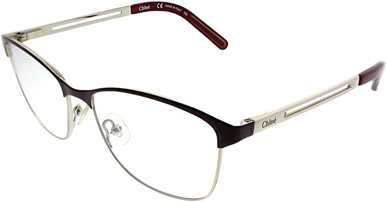 Eyeglasses CHLOE CE 2122 720 LIGHT gold BORDEAUX