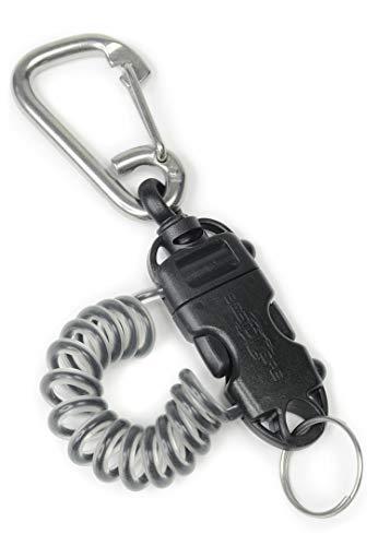 Best divers ai0192sl - Kit de Accesorios y Clip, Color Negro