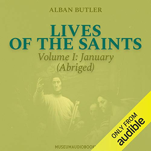 Lives of the Saints, Volume I: January (Abridged) Titelbild