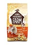 Supreme Tiny Friends Farm Reggie Rat and Mimi Mouse Tasty Mix 2lb