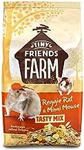 Supreme Tiny Friends Farm Reggie Rat and Mimi Mouse Tasty Mix 2lb