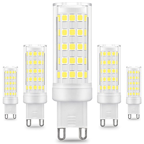 Bombillas Led G9 Luz Fría Marca KINDEEP