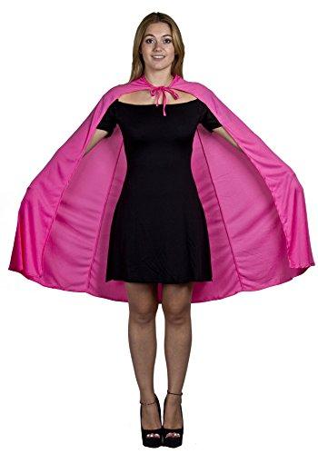 ILOVEFANCYDRESS - Disfraz de superhroe para mujer, color rosa