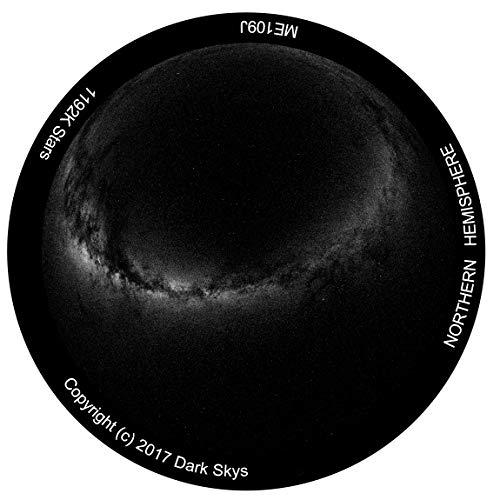 Northern Hemisphear Star Disc for Uncle Milton Star Theater Pro/Nashika NA-300 Home Planetarium