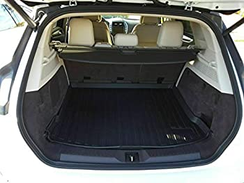 eAccessoriesUSA Rear Trunk Liner Tray Mat Pad for Lincoln MKC 2015 2016 2017 2018 2019 Floor Cargo Cover Tray Protection Dirt Mud Snow All Weather Season Waterproof 3D Laser Measured