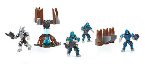 Mega Bloks Mattel Halo DPJ89 Fireteam Brute Lance Major