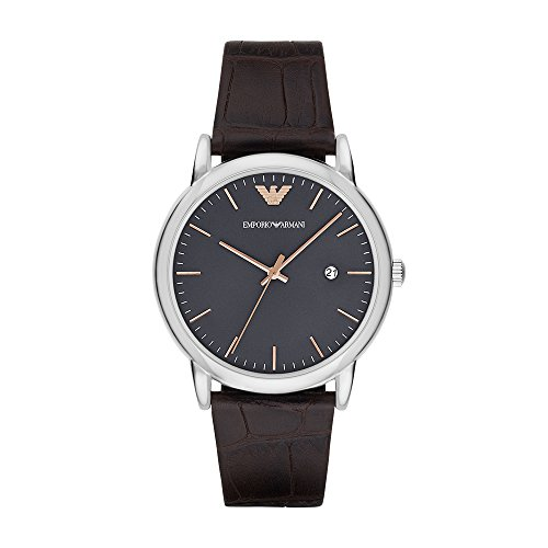 Emporio Armani - Reloj - Dunkelbraun