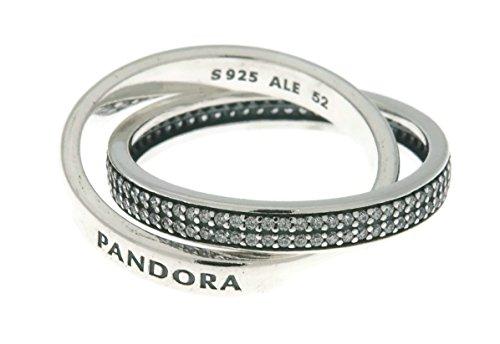 Pandora–Anelli di zirconi, Misura Anello 50(15.9)–196546pcz di 50