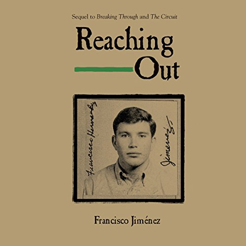 Reaching Out  audiobook cover art