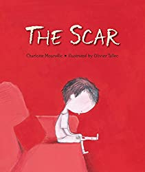 The Scar - picture book about #grief . #tearjerker #picturebook