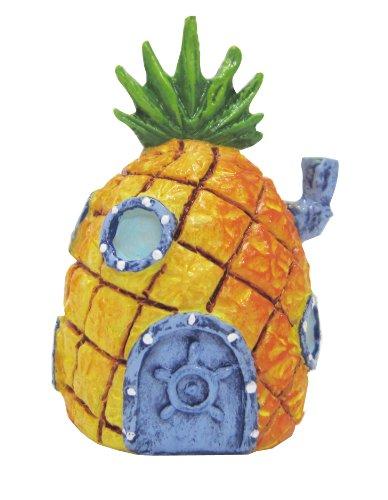 Penn Plax SBR8 Mini ananas huis, 5 cm