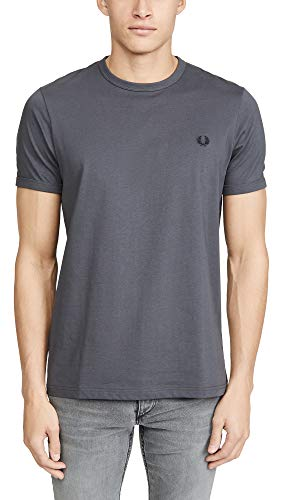 Fred Perry Ringer Shirt Heren