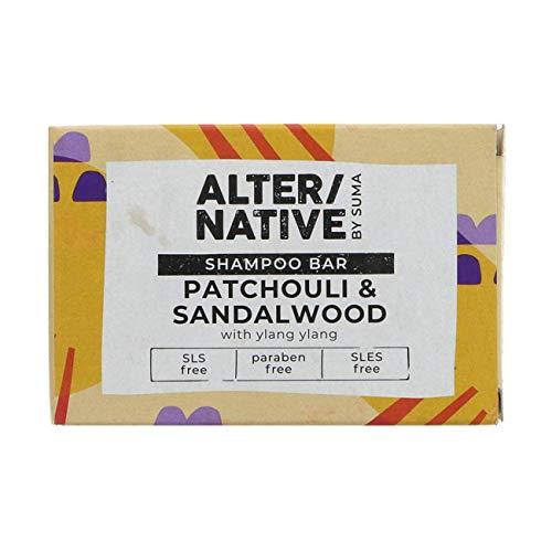 Ouder/eerste shampoo bar patchouli & sandelhout 95 g