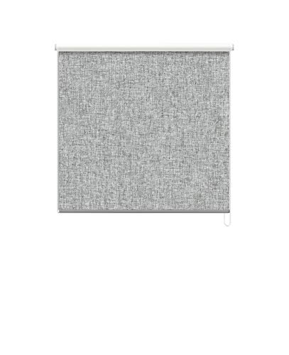 Springblinds 100% Blackout Roller Shade- Corded Chain Roller Shade Custom Size to fit Room Darkening Made in USA
