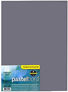 Ampersand Pastelbord 12 in. x 16 in. gray each [PACK OF 2 ]