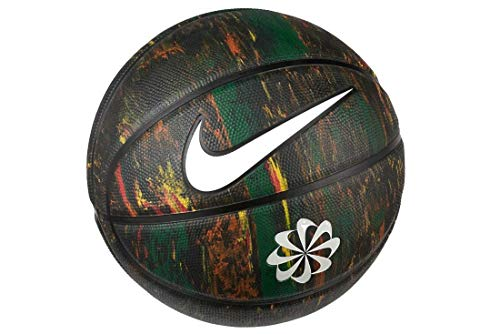 Nike N1002477973 Dominate 8P - Balón de Baloncesto Unisex (Goma, Talla 5), Multicolor