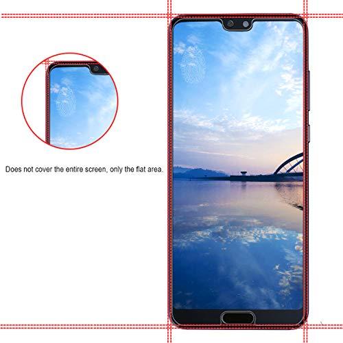 VICKSONGS Schutzfolie für Huawei P20,(3Stück) Ultra Clear Displayschutzfolie (Nicht Glas) Soft Displayschutz [Anti-Bläschen][Anti-Fingerabdruck] Displayfolie Folie Screen Protector für Huawei P20 - 3