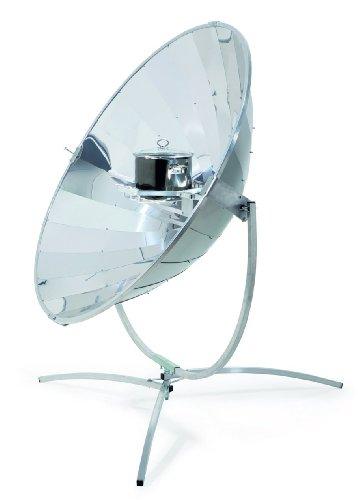 AC - Solarofen 140 cm, Solarspiegel, Solarkocher mit Parabolspiegel und 700 W Leistung