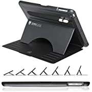 ZUGU CASE - 9.7 iPad 2018/2017 5th / 6th Gen & iPad Air 1 Prodigy X Case - Very Protective But Thin + Convenient Magnetic Stand + Sleep/Wake Cover - A1893, A1954, A1823, A1822, A1474, A1475, A1476