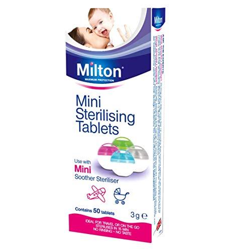 4. Pastillas para esterilizar y desinfectar la Copa Menstrual Sileu