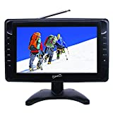 Best Portable Digital TVs - SuperSonic Portable LCD Digital AC/DC TV 10-Inch Review